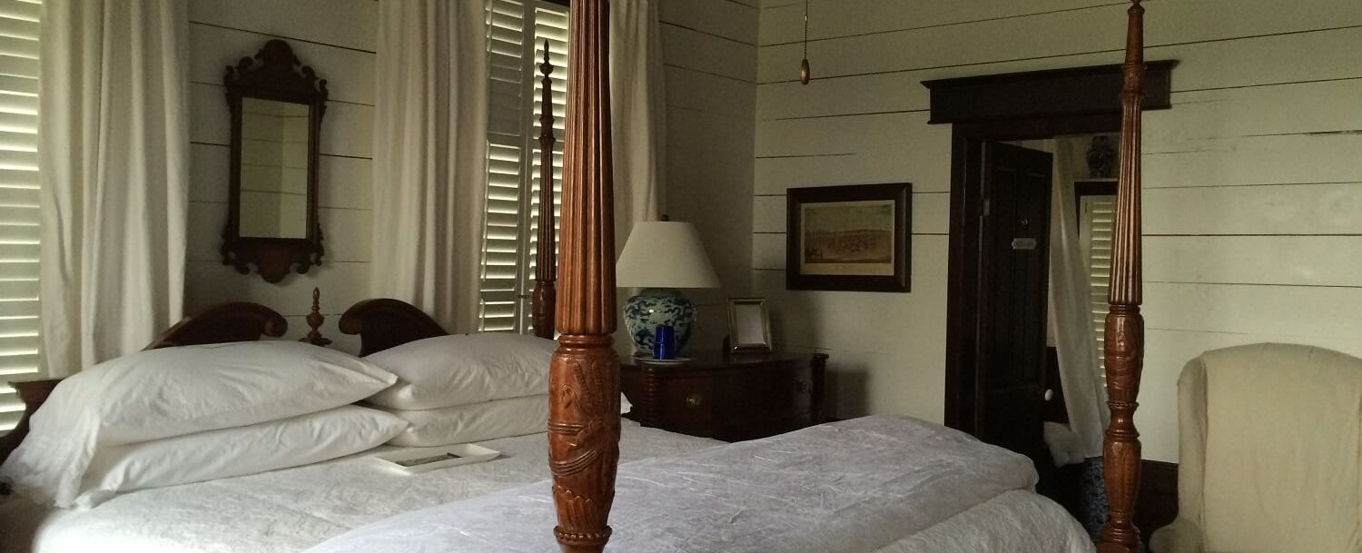 Four Poster Bed Master Bedroom Farmhouse