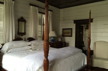 Accommodations in Brenham, TX, Master Bedroom