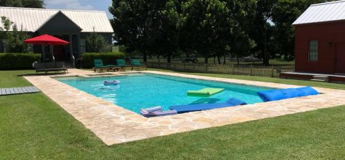 Amenities in Brenham, TX, Pool
